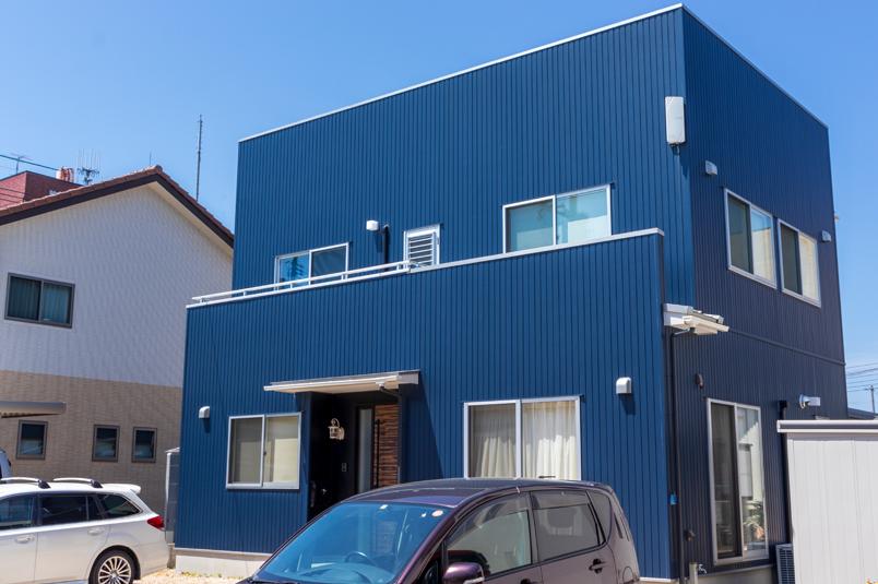 外壁・屋根塗装ヌリカエ